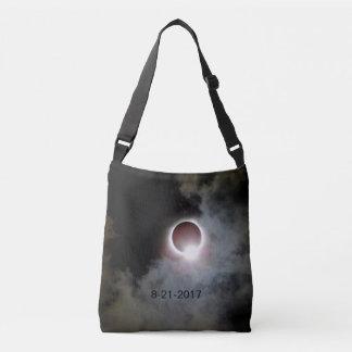 Solar Eclipse August 21st 2017 Crossbody Bag