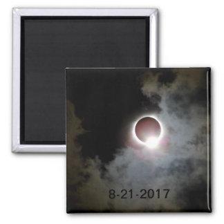 Solar Eclipse August 21st 2017 Magnet