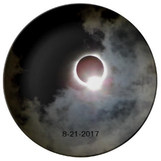 Solar Eclipse August 21st 2017 Plate