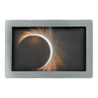 solar eclipse belt buckles