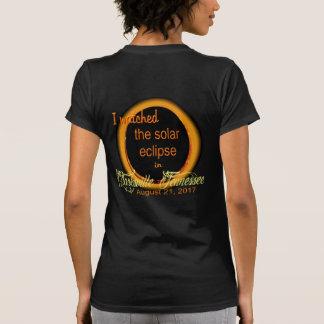 Solar Eclipse in Clarksville TN T-Shirt