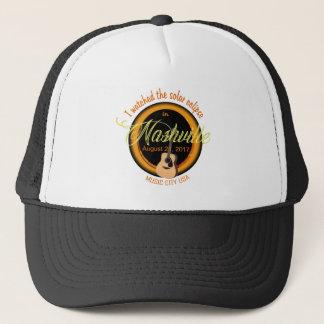 Solar Eclipse in Nashville Trucker Hat