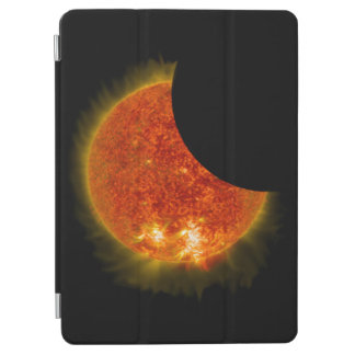 Solar Eclipse in Progress iPad Air Cover