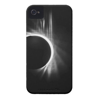 solar eclipse iPhone 4 case