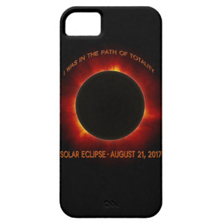 Solar Eclipse iPhone 5 Covers