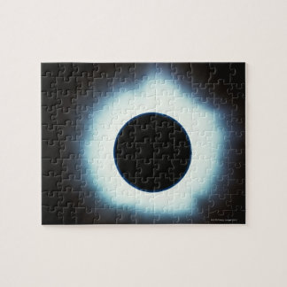 Solar Eclipse Jigsaw Puzzle