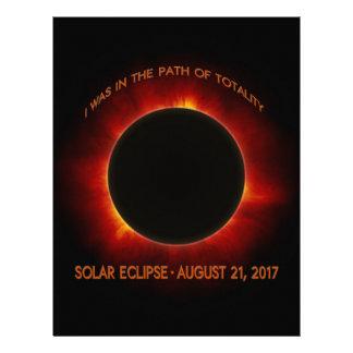 Solar Eclipse Letterhead