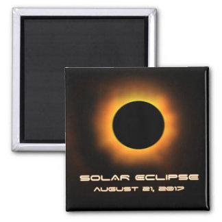 Solar Eclipse Magnet