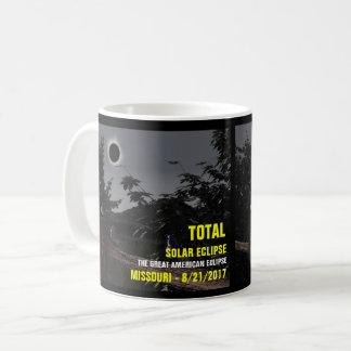 Solar Eclipse Missouri 8/21/2017 Coffee Mug