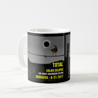 Solar Eclipse Nebraska 8/21/2017 Coffee Mug