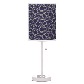 Solar Eclipse Pattern Table Lamp