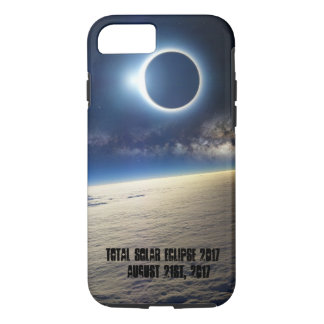Solar Eclipse Phone Case