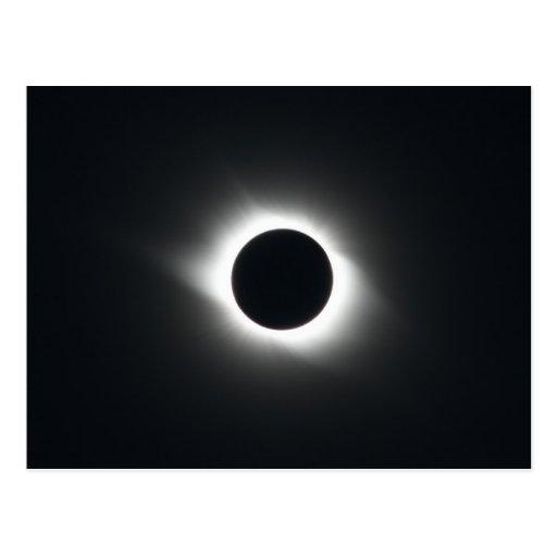 Solar Eclipse Postcards