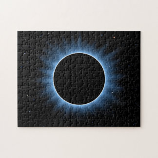 Solar Eclipse Puzzle