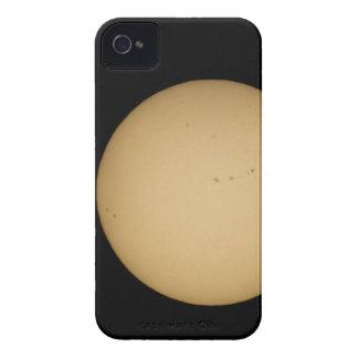 solar eclipse, sun, moon, science, phenomenon, pla iPhone 4 Case-Mate case