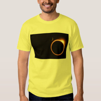 Solar eclipse tees