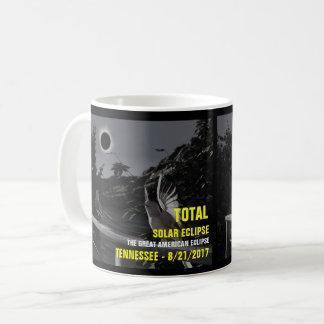 Solar Eclipse Tennessee 8/21/2017 Coffee Mug