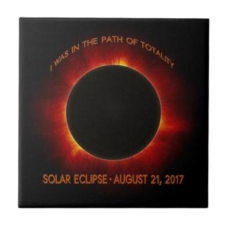 Solar Eclipse Tile