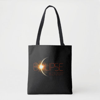 Solar Eclipse, Total Eclipse 2017 Eclipse Tote Bag