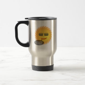 Solar Eclipse Travel Mug
