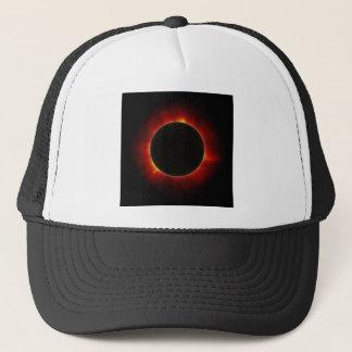 Solar eclipse trucker hat !