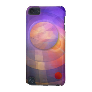 Solar energy, Artistic abstract iPod Touch 5G Cover