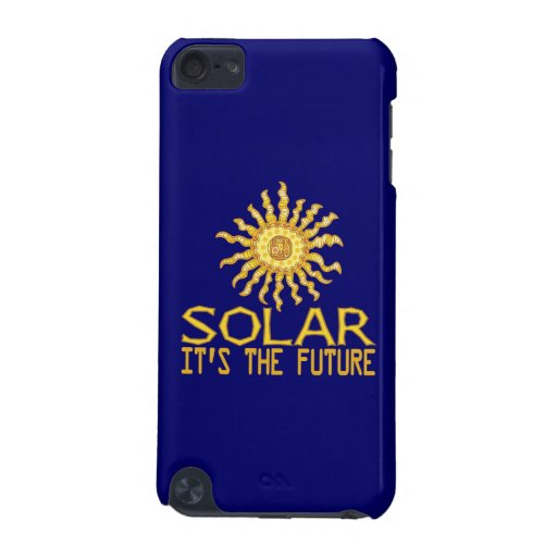 Solar Energy Future iPod Touch (5th Generation) Case