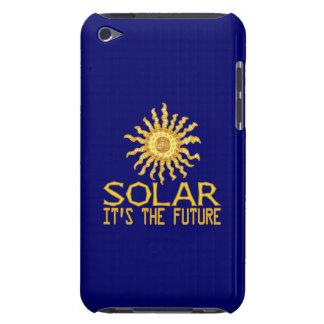 Solar Energy Future iPod Case-Mate Cases