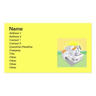 solar-energy-home1, Name, Address 1, Address 2,... Business Card