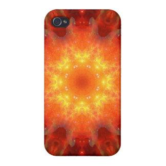 Solar Energy Portal Mandala iPhone 4/4S Cases
