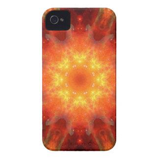 Solar Energy Portal Mandala iPhone 4 Case