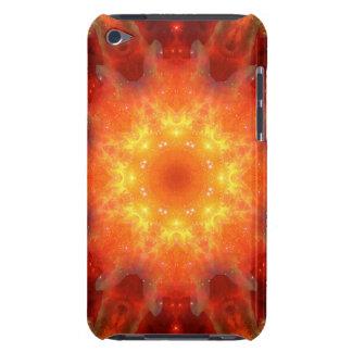 Solar Energy Portal Mandala iPod Touch Case