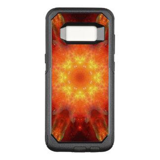 Solar Energy Portal Mandala OtterBox Commuter Samsung Galaxy S8 Case