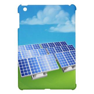 Solar Energy Power Renewable Farm Cells iPad Mini Cover