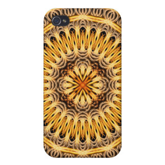 Solar Expansion Mandala Case For The iPhone 4