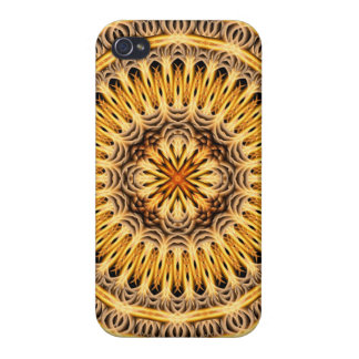 Solar Expansion Mandala Cases For iPhone 4