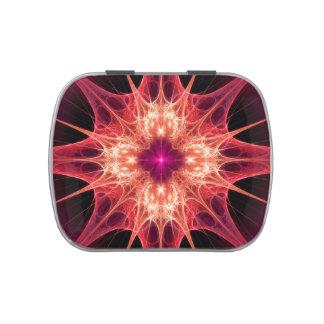 Solar Flare Fractal Art