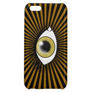 Solar Hazel Eye iPhone 5C Cover