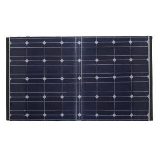 Solar Panel iPad Cases