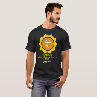 solar plexus chakra manipura reiki shirt