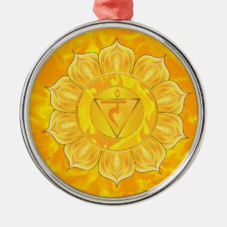 Solar Plexus Chakra Ornaments