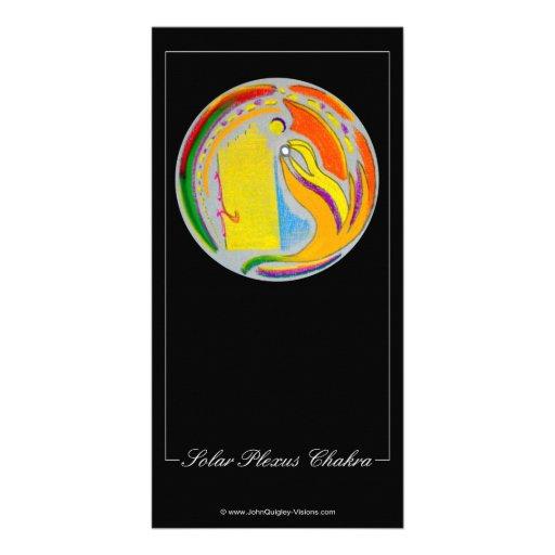 Solar Plexus Photo Cards