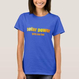 Solar Power Hot! T-Shirt