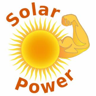 Solar Power Photo Sculptures