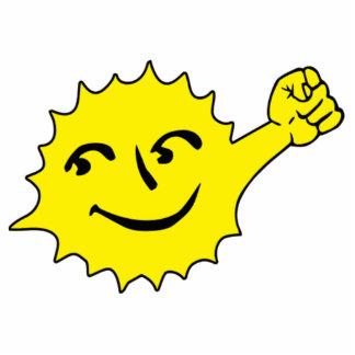 Solar Power Acrylic Cut Out