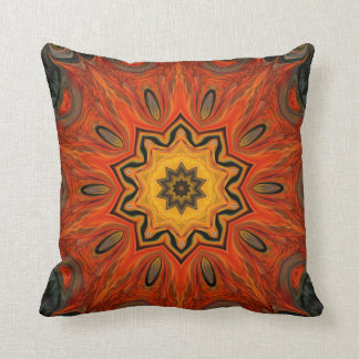 Solar Power. Throw Pillow