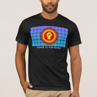 Solar Power To The People -  T-Shirt