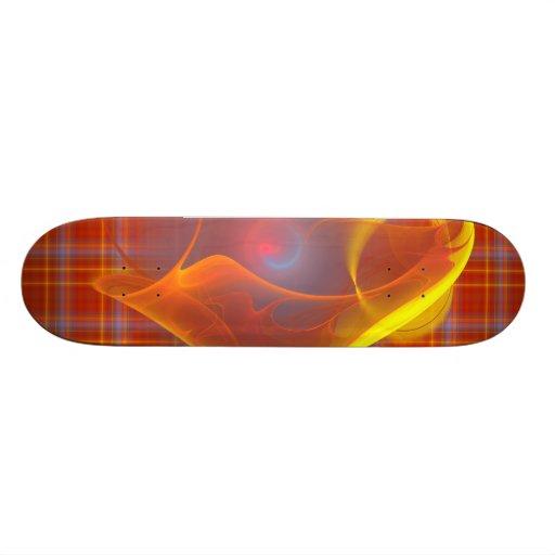 Solar Salud Faery Martini Art Skate Board Deck