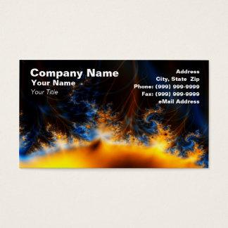 Solar Storm Business Card