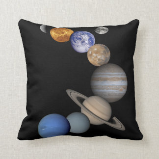 Solar system cushion for your sofa or bed.